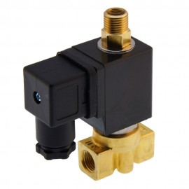 G1/8'' Stainless Steel 24VDC Proportional Solenoid Valve 2871 255592