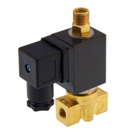 G1/4'' Stainless Steel 24VDC Proportional Solenoid Valve 2873 255671