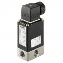 3-way stainless solenoid valves