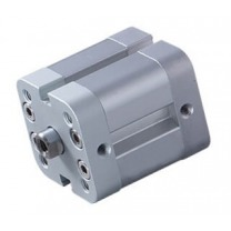 Pneumatic ISO 21287 compact cylinders (20-100 mm)