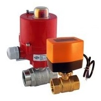 2-Way Electric Ball Valves for Oils and Fuels - Tameson