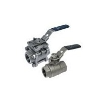 Stainless Steel Ball Valve for Swimming Pools - Tameson
