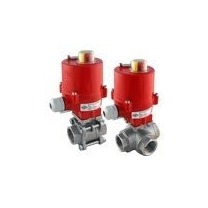 Electric Stainless Steel Ball Valves for Swimming Pools - Tameson