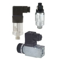 Pressure switches and transducers