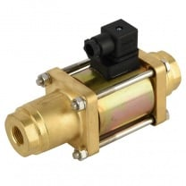 2-way coaxial solenoid valves