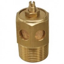 pneumatic brass silencer throttle valves