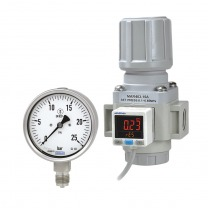 pressure measurement & control