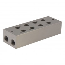 manifold for 3-way valves