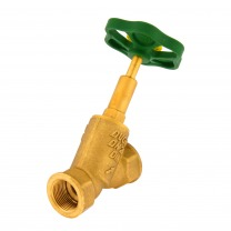 manual brass angle seat valves