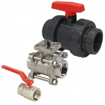 manual ball valves