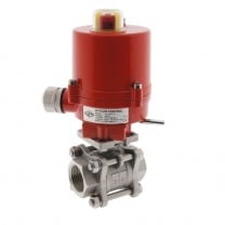 stainless steel electric ball valves