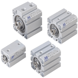 Mindman ISO 21287 pneumatic cylinders