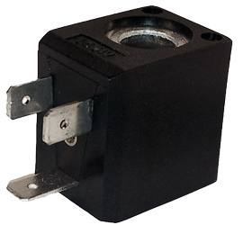 Solenoid valve coil by JP Fluid Control